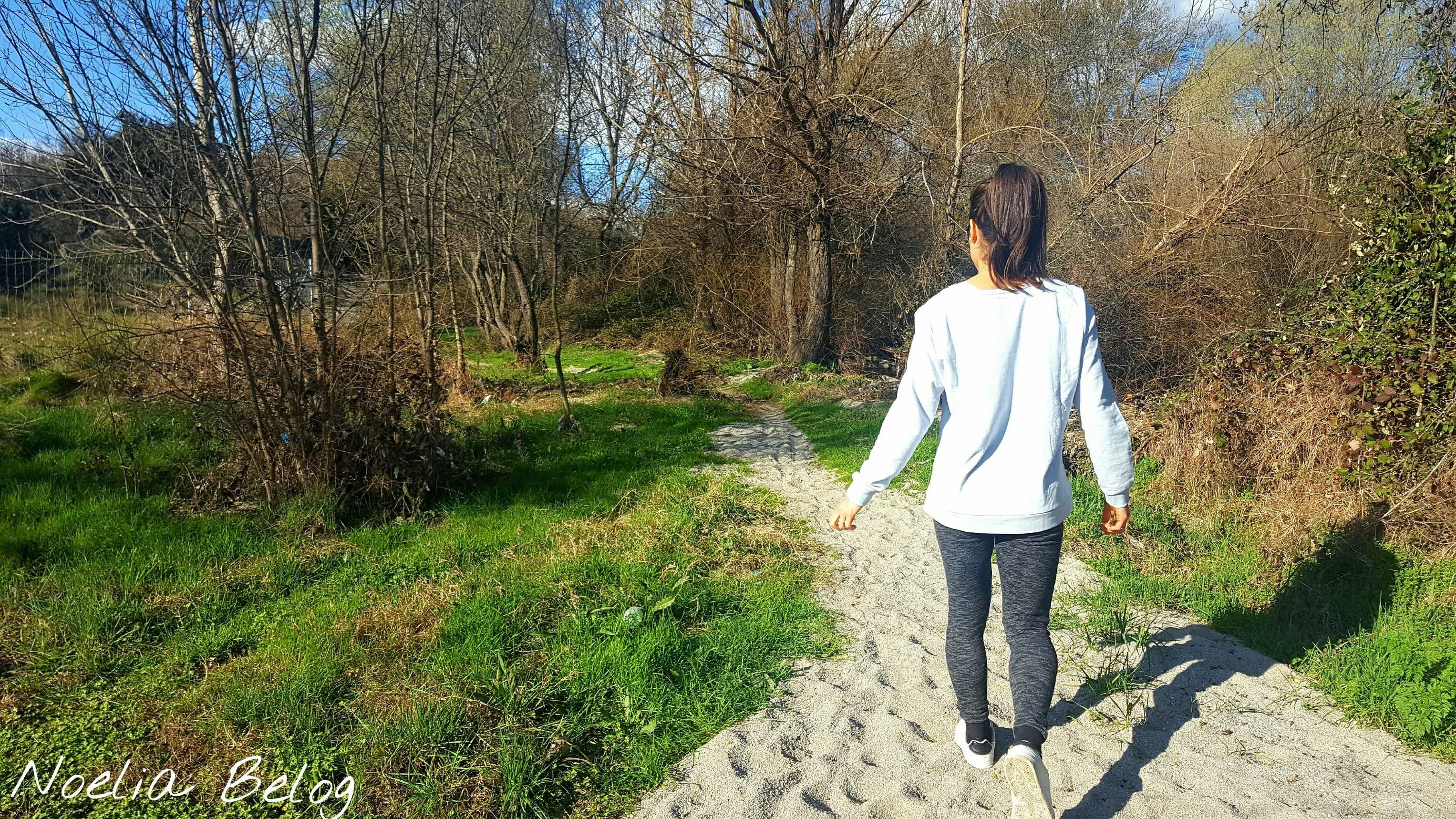 caminar 30 minutos dia habitos saludables